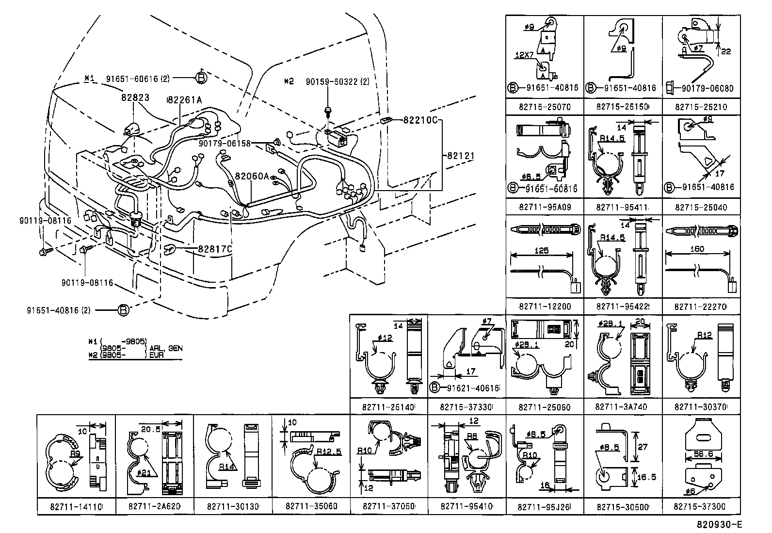 Toyota Dyna Wiring Diagram : 26 Wiring Diagram Images