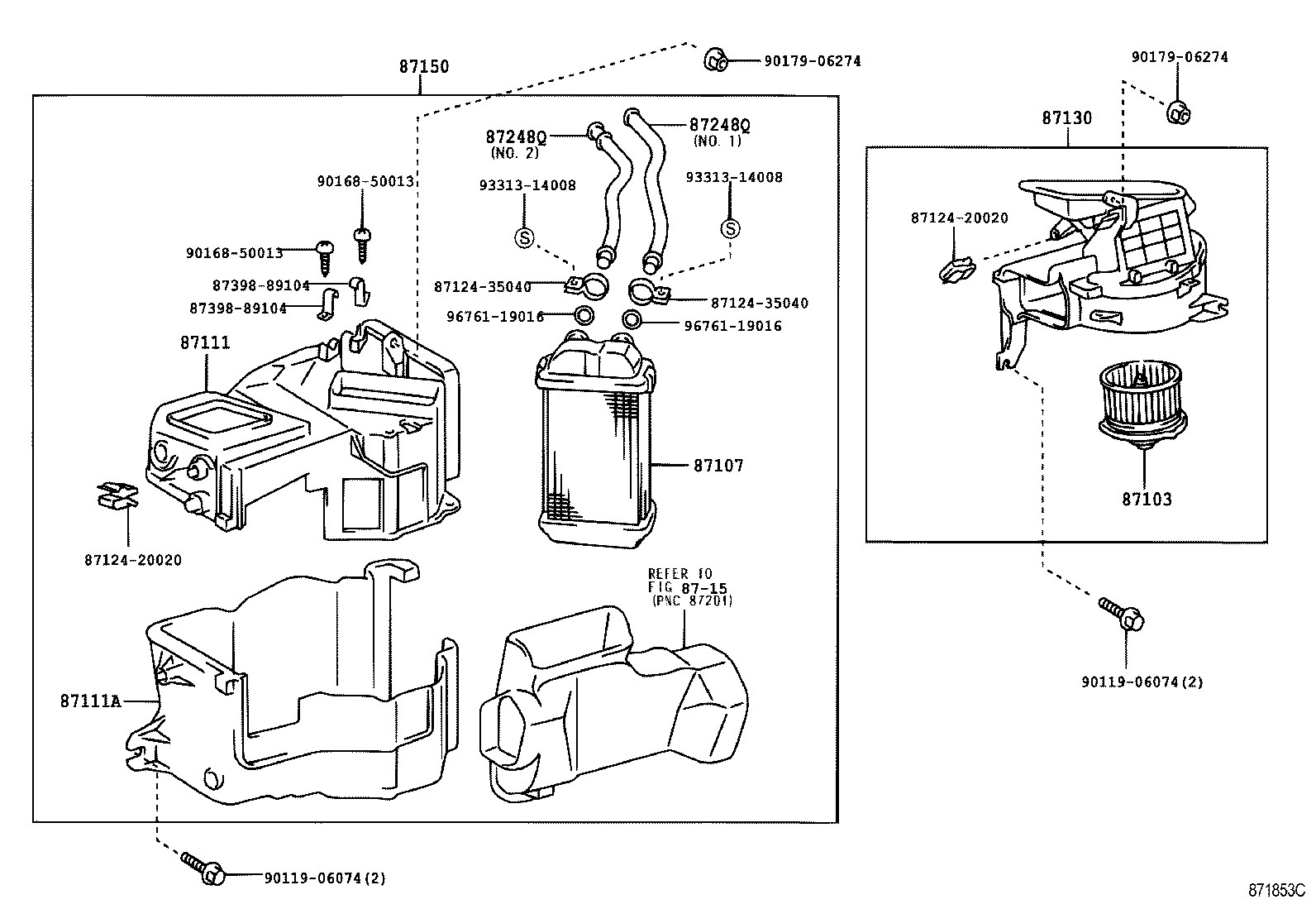 Toyota Corolla Air Conditioner Diagram. Toyota. Wiring