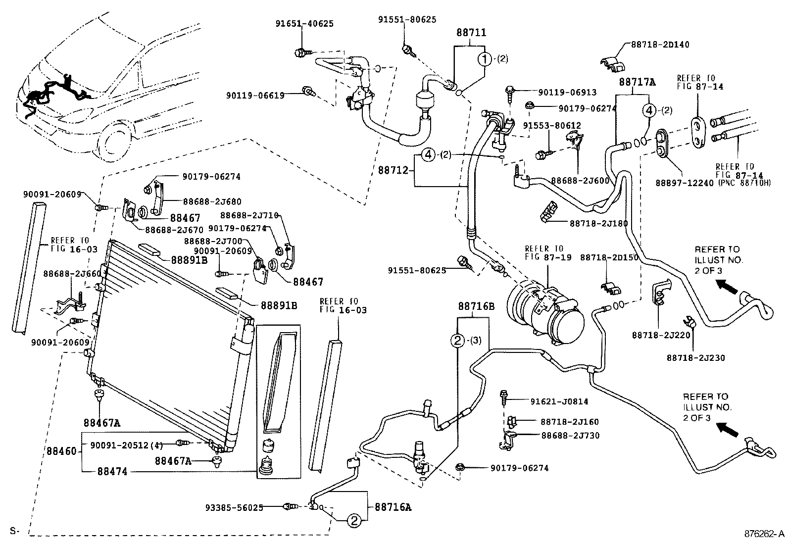 Toyota Previa Air Conditioning Wiring Diagram. Toyota