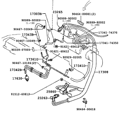1991 st184 5sfe idle issues need help toyota nation forum rear lift gate handle as well 1991 toyota mr2 vacuum line diagram [ 760 x 1112 Pixel ]