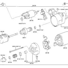 1988 Toyota 4runner Stereo Wiring Diagram 2009 Vw Polo Radio Vacuum 1994 Paseo Auto