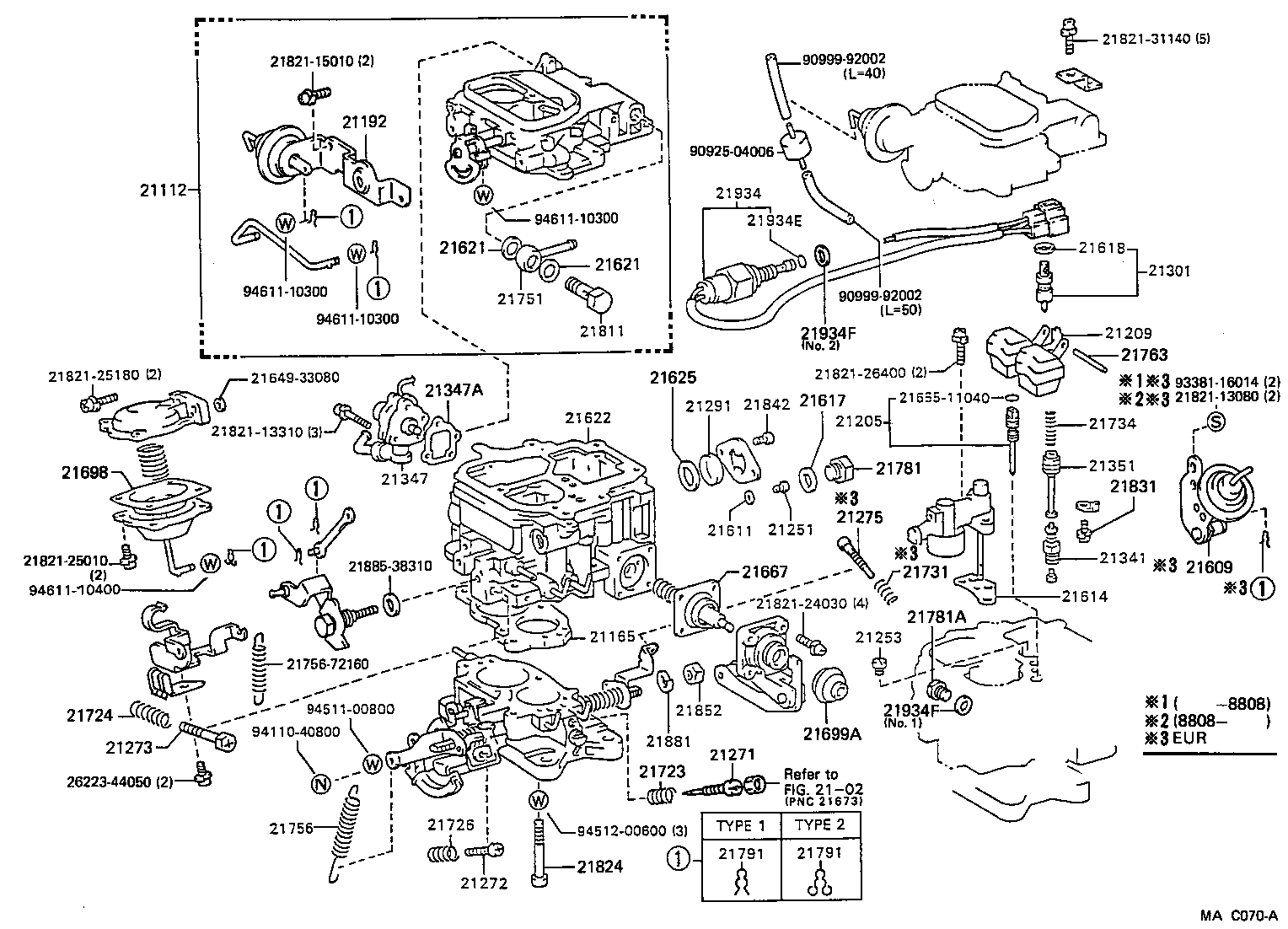 1989 Toyota Van Engine Diagram FULL HD Version Engine