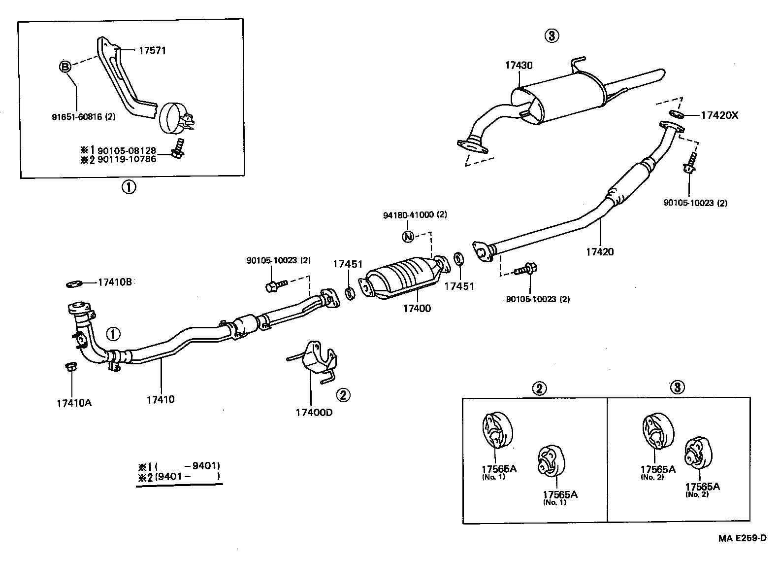 1995 toyota tercel engine diagram uss constitution parts diagrams free
