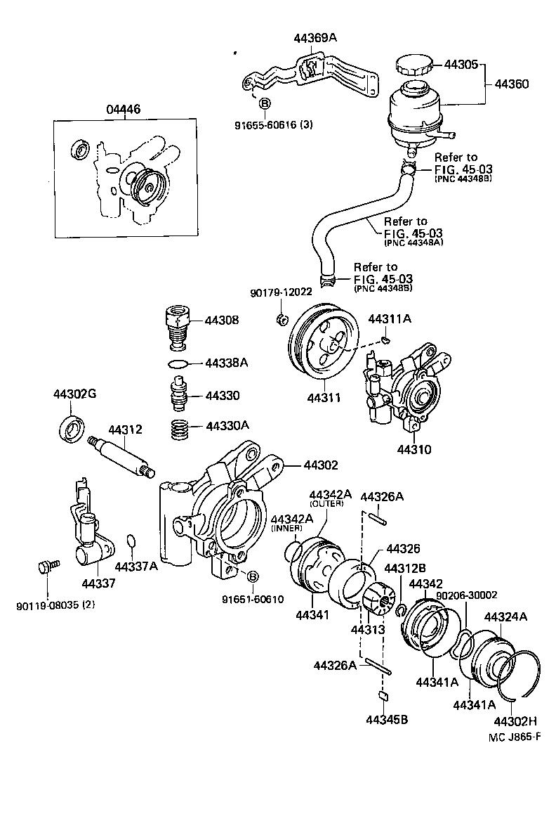 Toyota Land Cruiser 1998 1999 Fuse Box Diagram