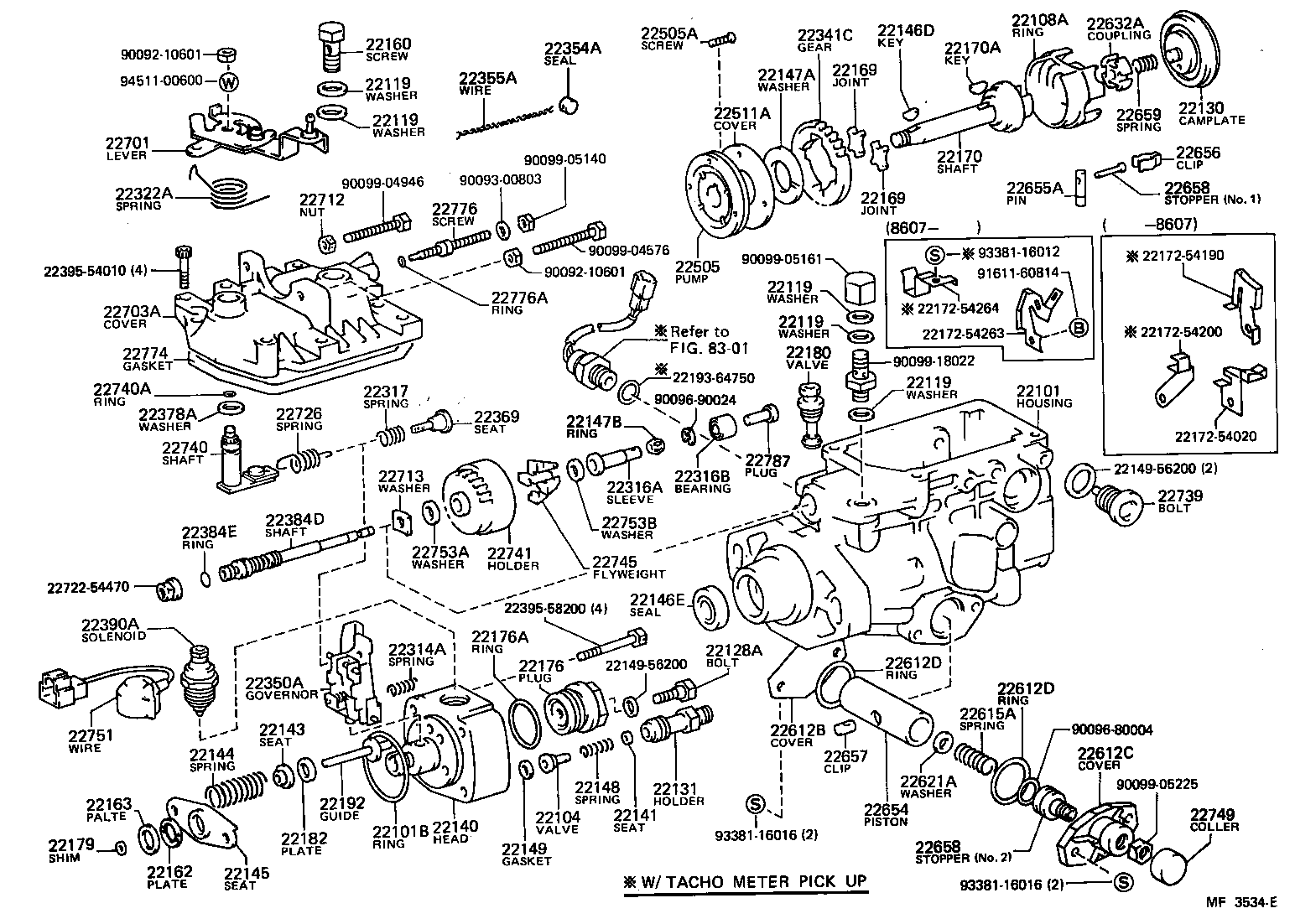 1983 toyota pickup wiring diagram venn passive and active transport celica get free image