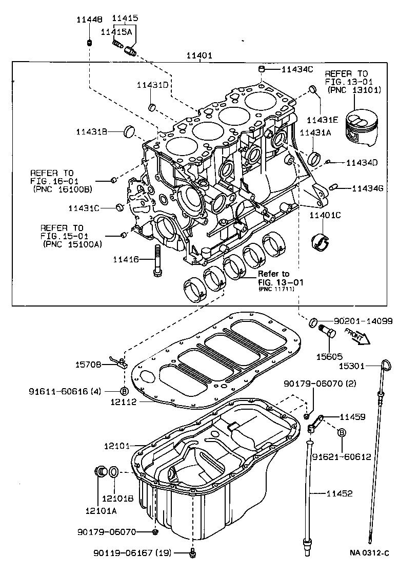 Toyota carina 2ct170l awmdsg tool engine fuel cylinder block na0312c 1105 cylinder block toyota dohc engine parts diagram toyota dohc engine parts diagram