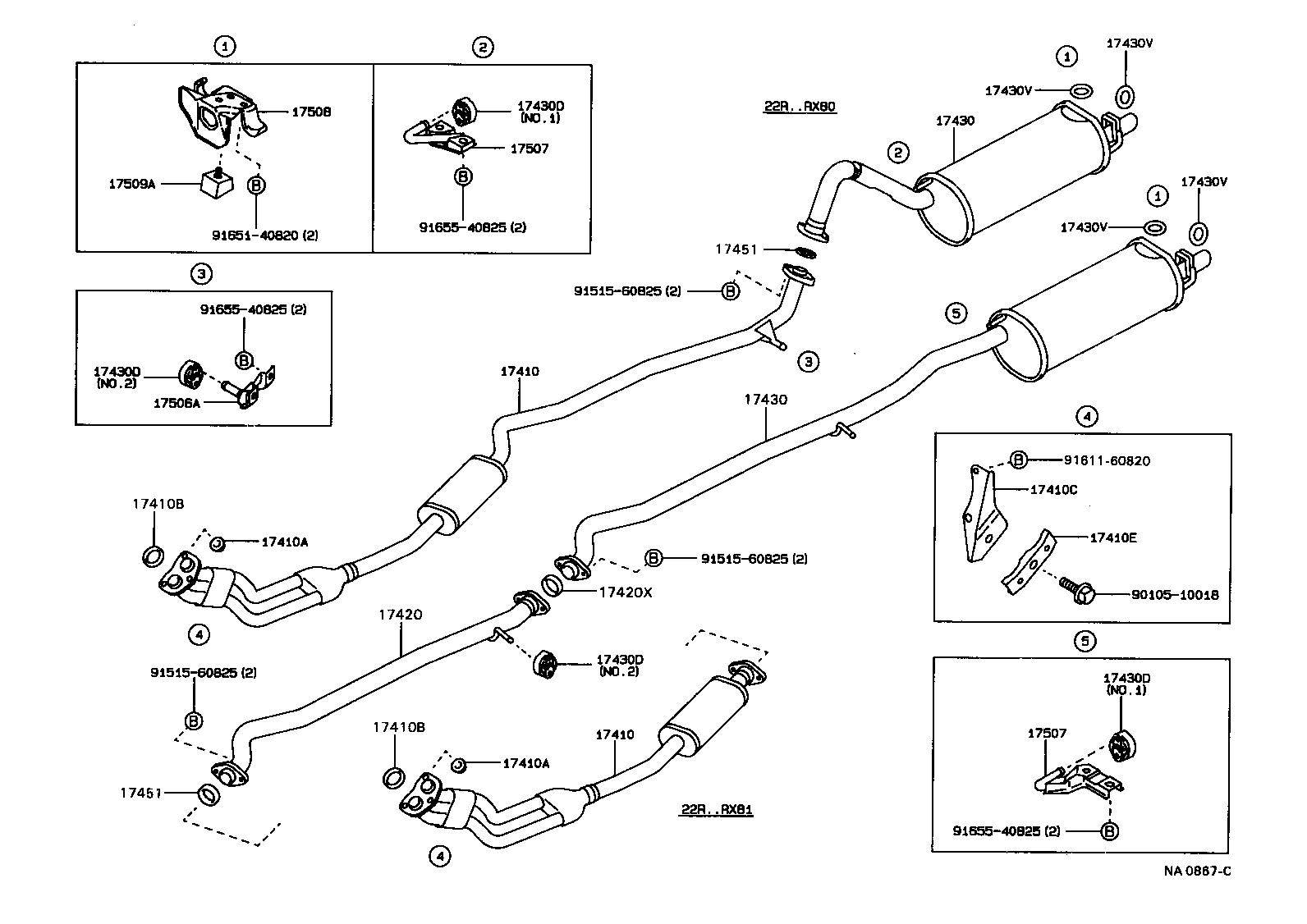 Toyota Cressidarx80r Aepes