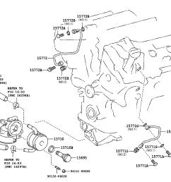 fj cruiser engine oil cooler [ 1592 x 1099 Pixel ]