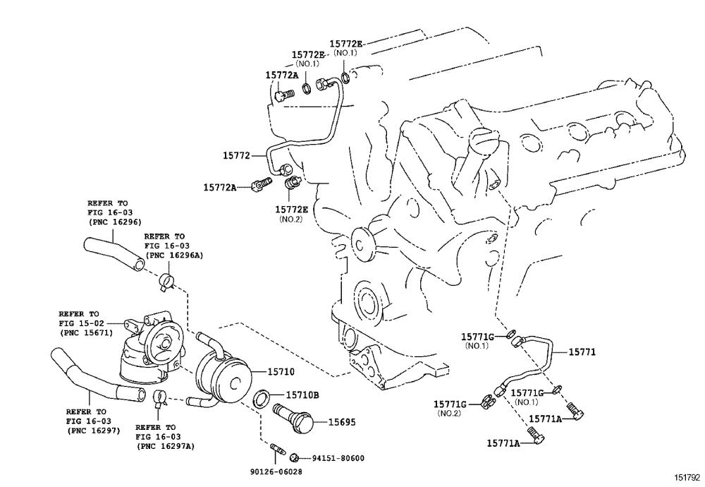 medium resolution of fj cruiser engine oil cooler