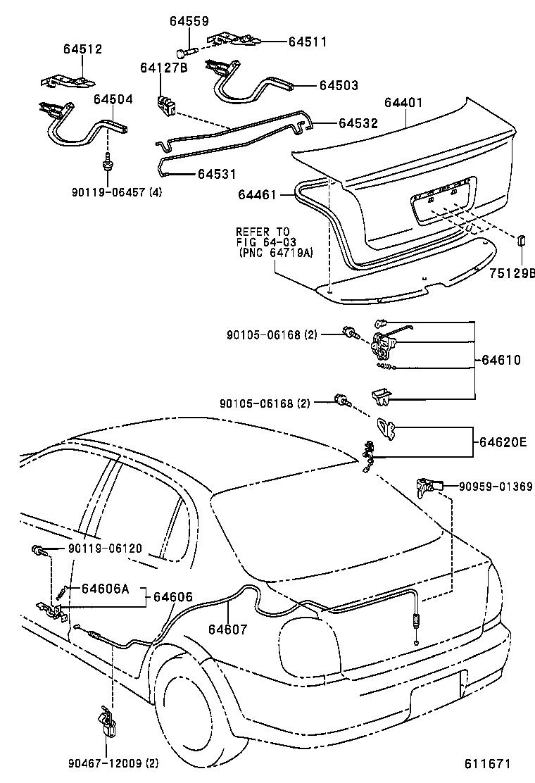 Compartment Door Lock & Telescoping Compartment Door Lock