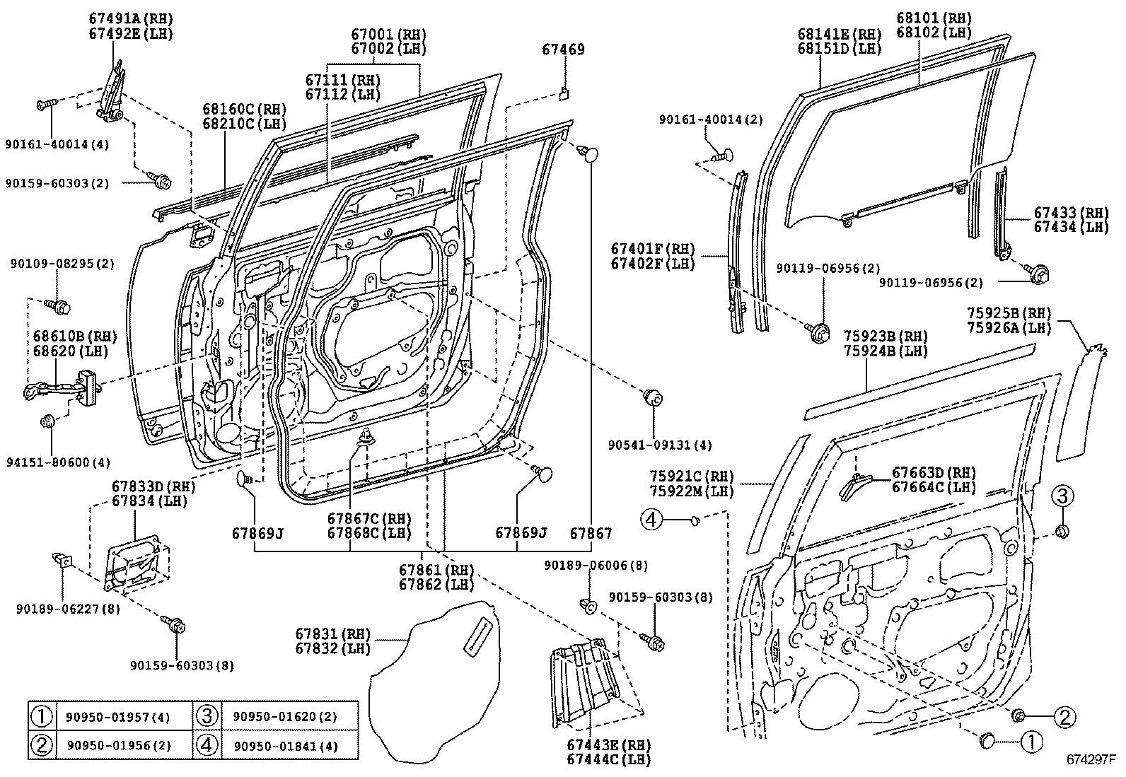 Fj Cruiser Parts Diagram