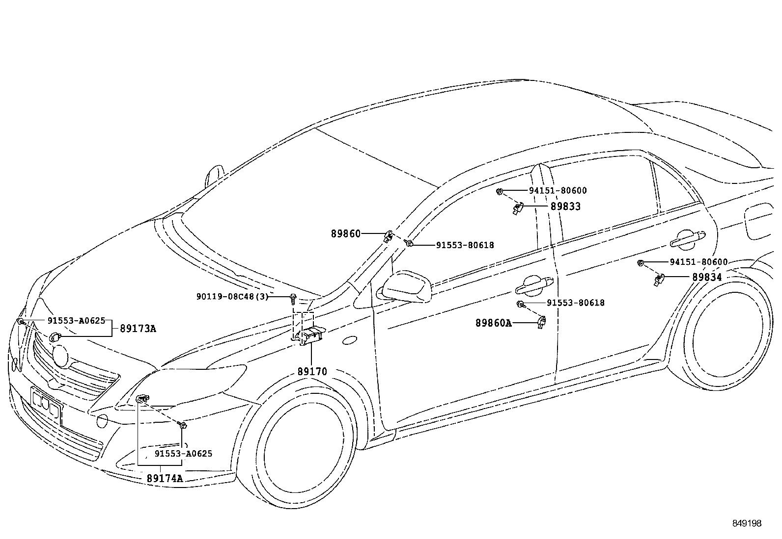 Toyota Corollazre141l Aepdkv