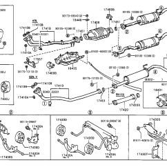 1998 Toyota Camry Exhaust System Diagram Vauxhall Corsa Fuse Box Rav4 Pictures To Pin On