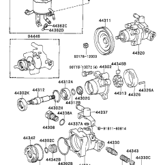 2006 Toyota 4runner Parts Diagram Lutron Maestro 3 Way Dimmer Wiring Power Steering Pump Banjo Bolt, How Does It Go? - Forum Largest