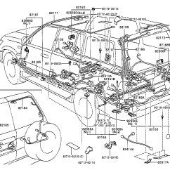 Toyota Land Cruiser Stereo Wiring Diagram Fungal Cell Labeled 100 Electrical 42