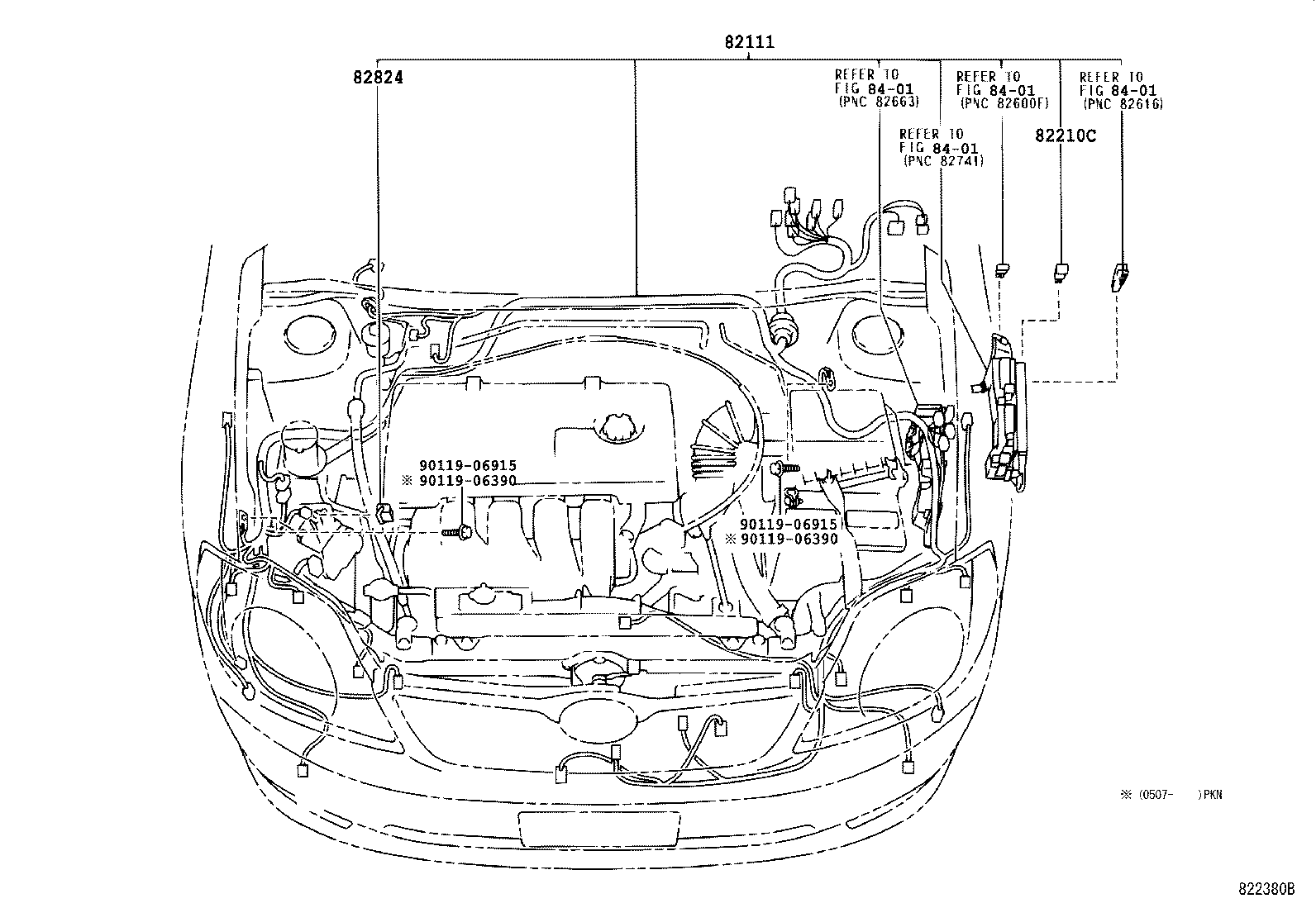 hight resolution of corolla wiring clamp