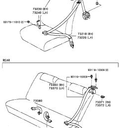 corolla seat belt child restraint seat [ 760 x 1112 Pixel ]