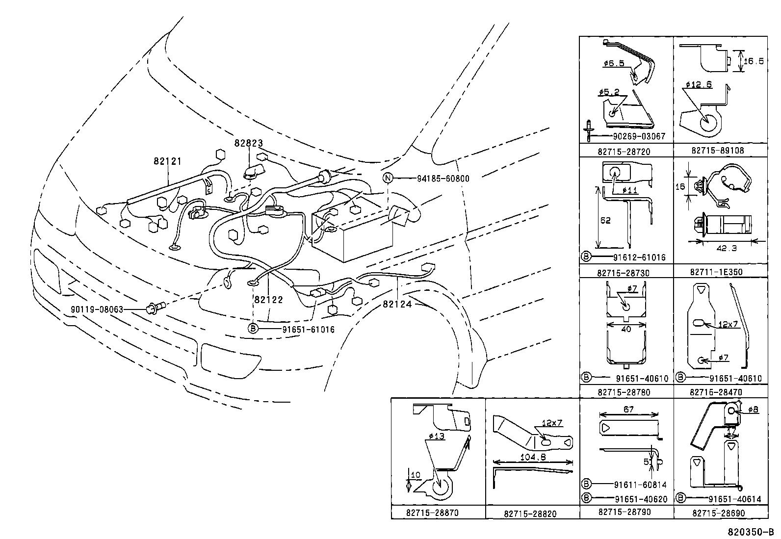 wiring diagram toyota liteace