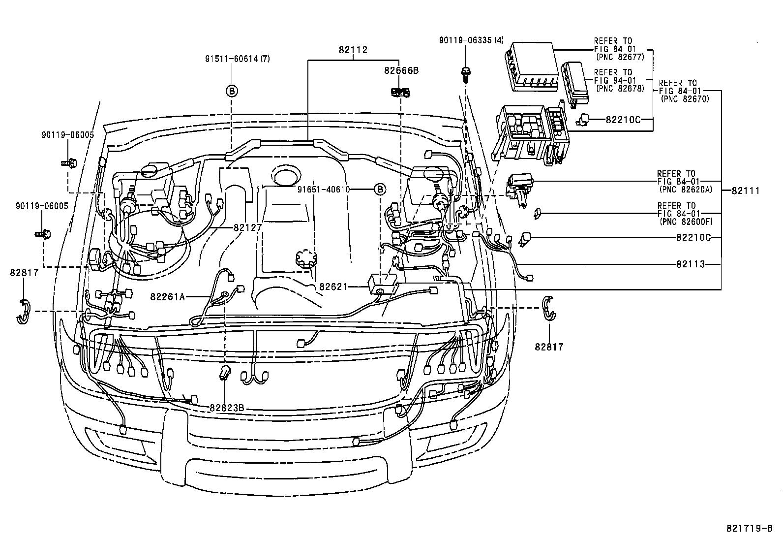 Toyota Land Cruiser 100 105hzj105r Gnmnsq