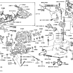 Toyota Land Cruiser 1996 Electrical Wiring Diagram Parallel 2f Engine Parts Auto