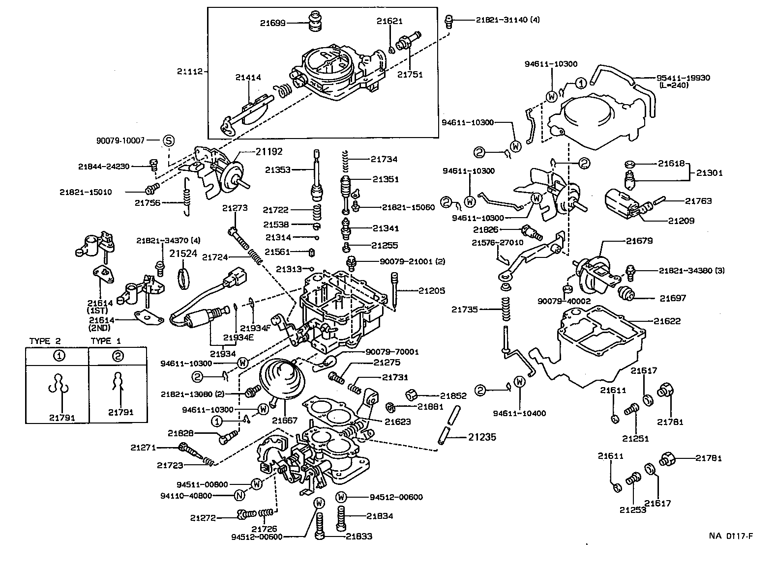 1980 toyota pickup wiring diagram 2002 honda civic dx radio 1978 parts diagrams  for free