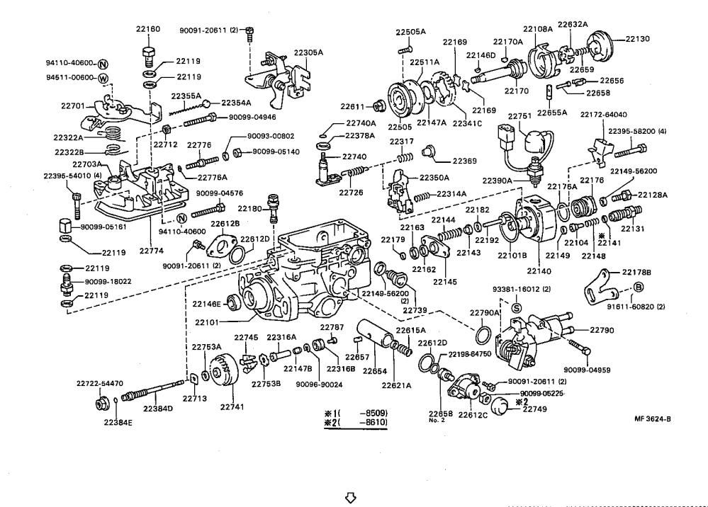 medium resolution of toyota diesel engine parts toyota toyota 3mz fe engine diagram