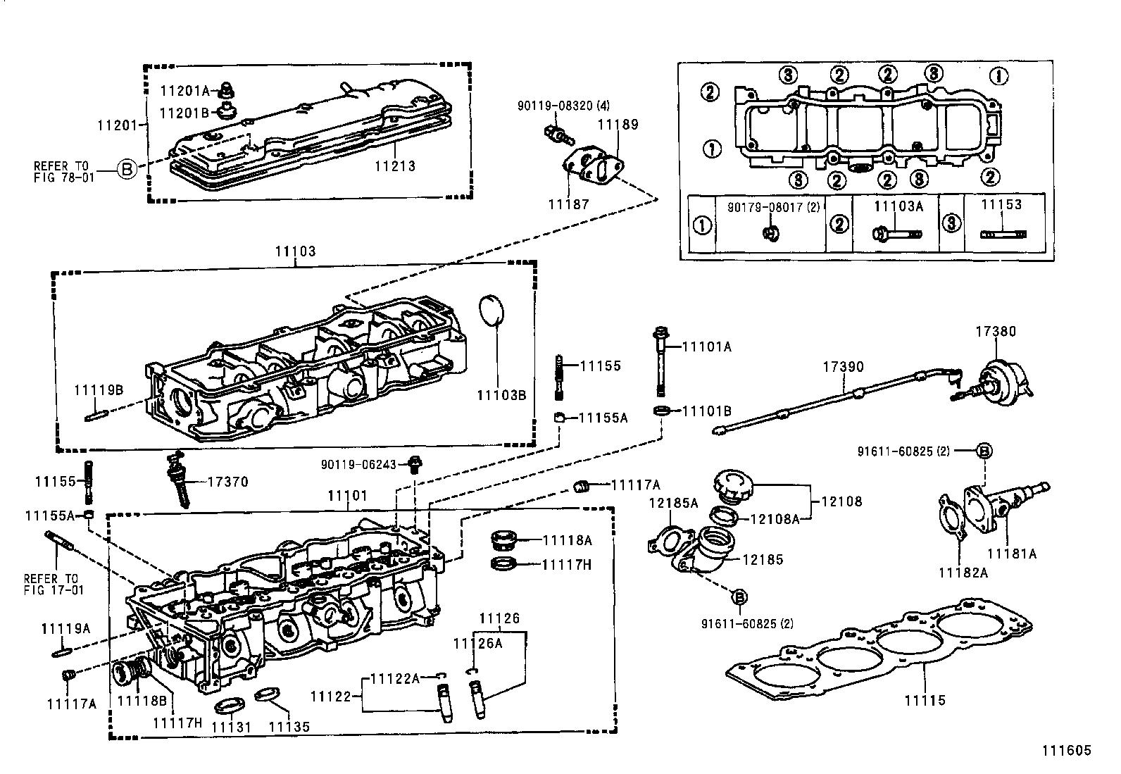 Toyota Camry Vistasv20 Utmel