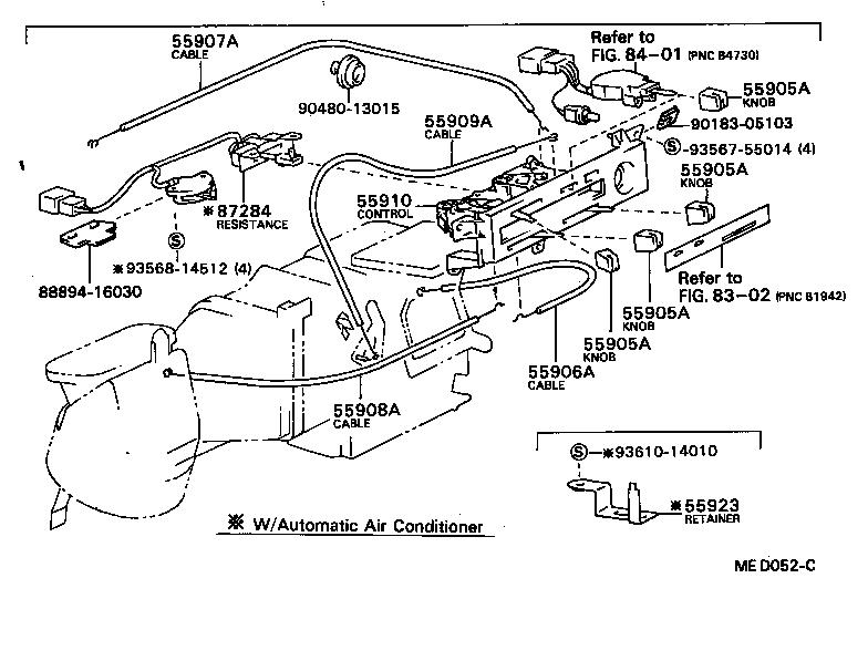 Toyota Ae80 Electrical Diagram. Toyota. Auto Wiring Diagram