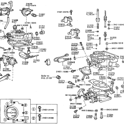 Toyota Corolla Parts Diagram Pickup Wiring 1989 Carburetor Http