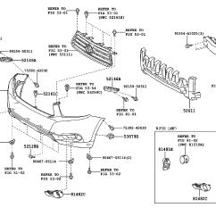 Toyota Corolla Parts Diagram 2006 Gmc Bose Stereo Wiring 1990 Catalog Imageresizertool Com