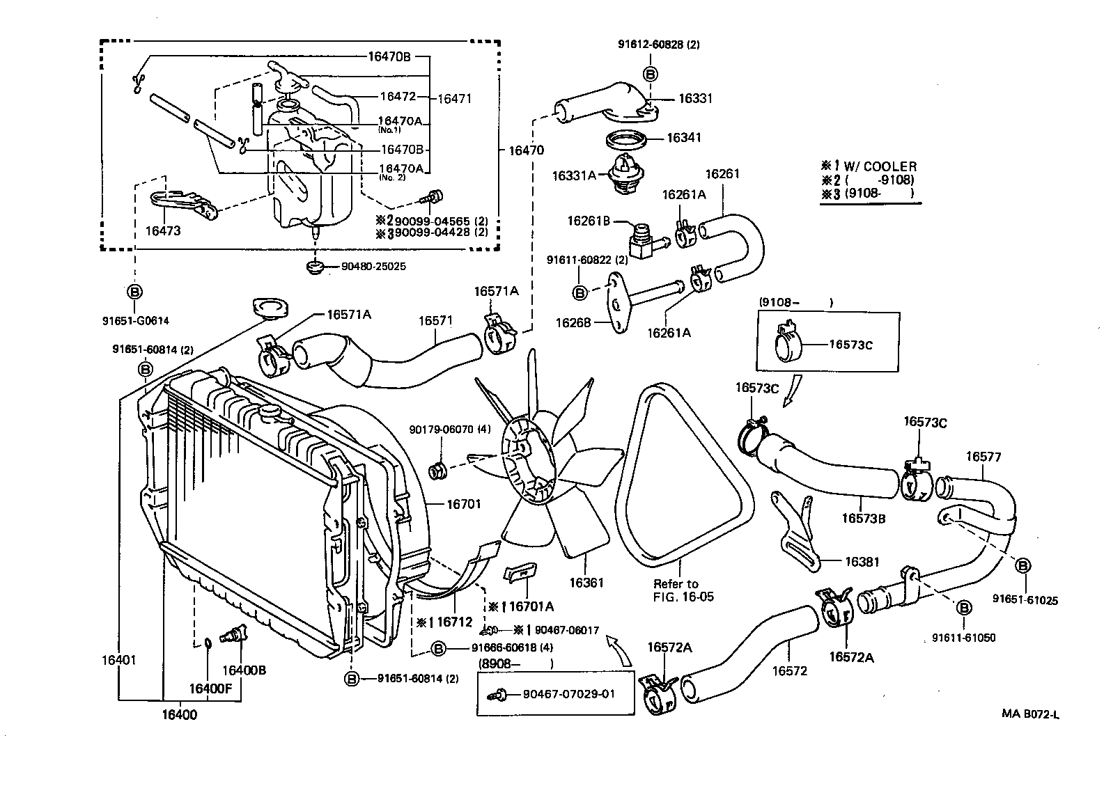 Free Wiring Diagram For Toyota 4runner