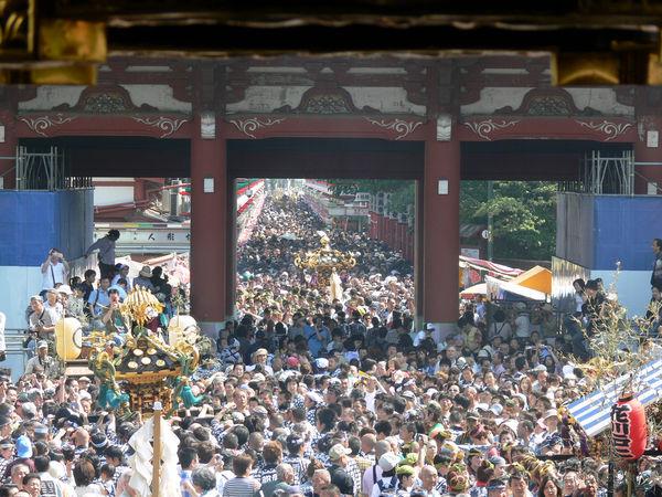 very big festivals in Tokyo