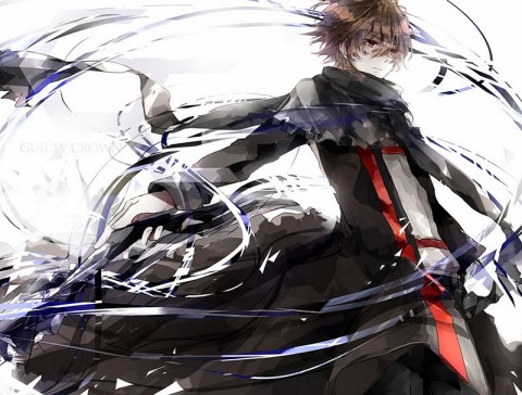 shu guilty crown wallpaper
