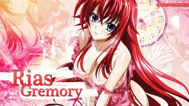 rias gremory nuisette