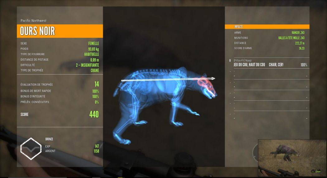 Test TheHunterCall Of The Wild Jeu De Simulation De