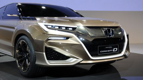 small resolution of  honda new concept d at shanghai auto show 2015