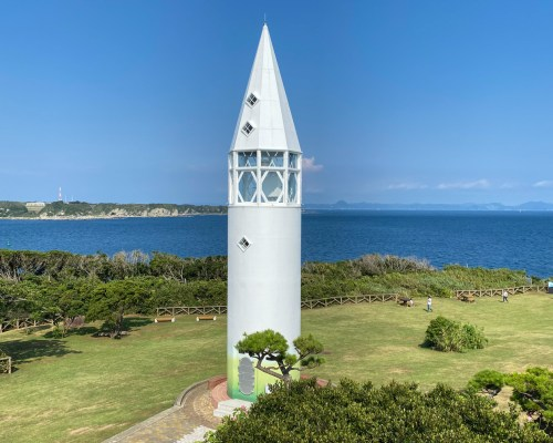 The Lighthouses in Jogashima