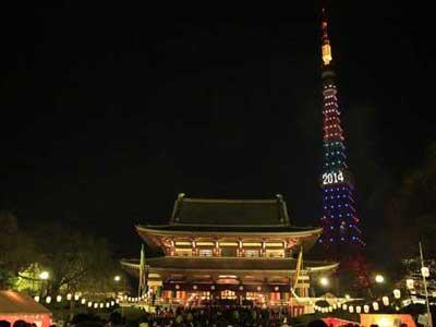 Zojoji Temple | Tokyo