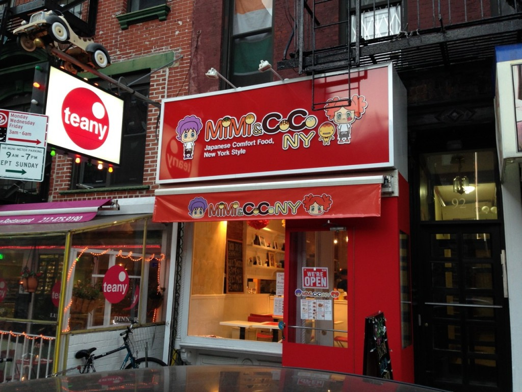 Savor Mimi and Cocos Street Food at Their Restaurant