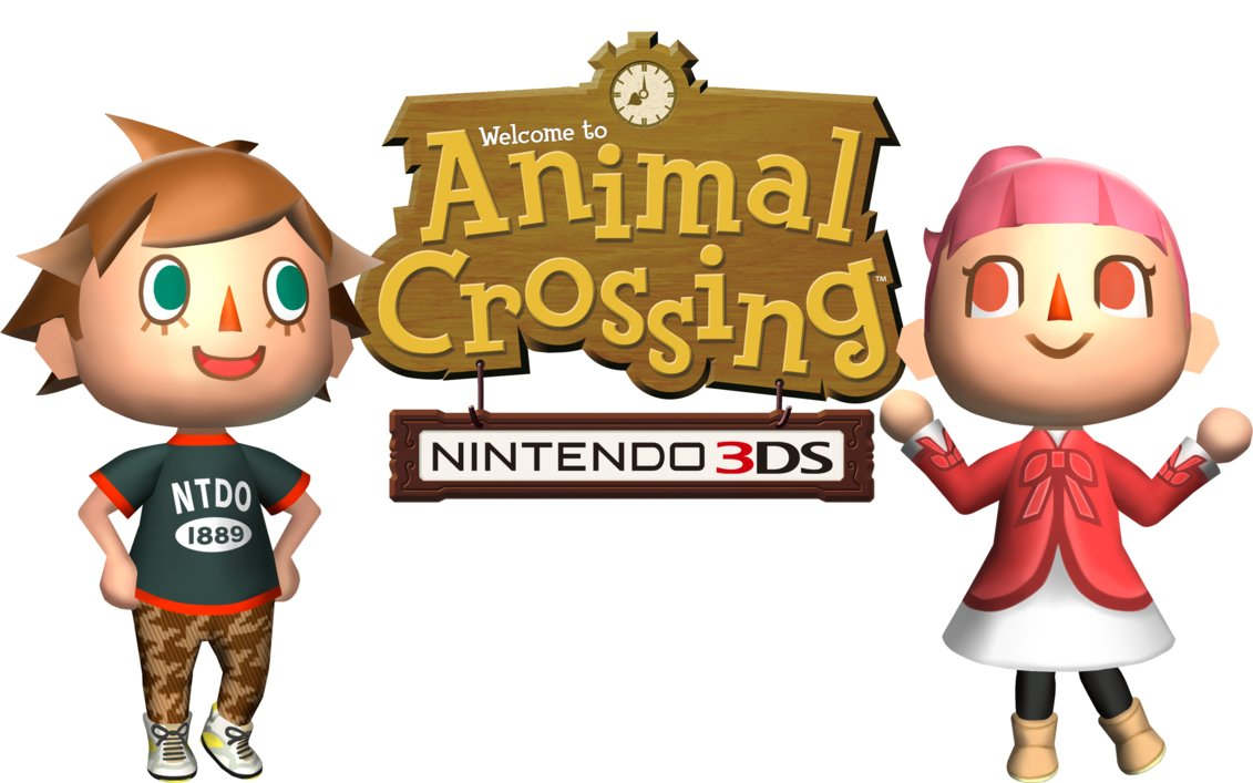 Animal Crossing 3DS Ships Large Numbers