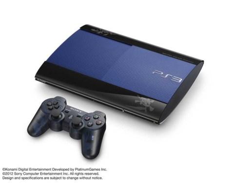 Metal Gear Rising Revengeance PS3 model