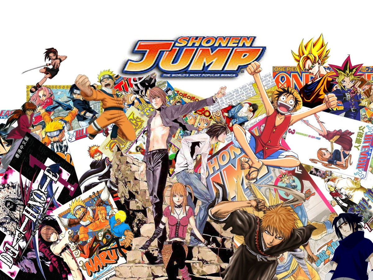 New Shonen Jump amusement park for Japan