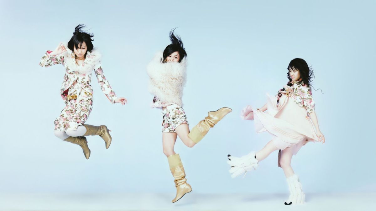 Perfume Announces 2nd World Tour