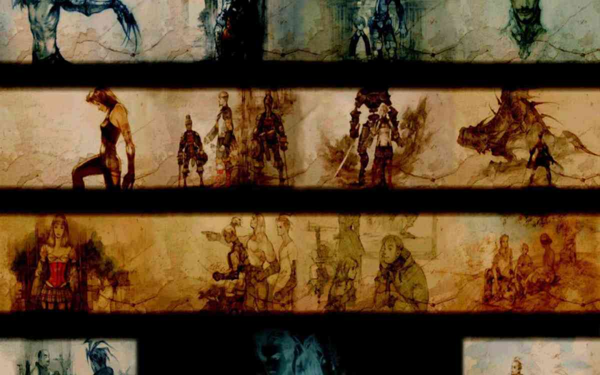 Vagrant Story receives art exhibition