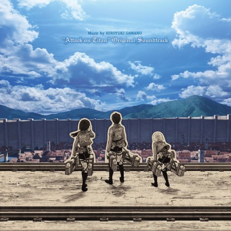 attack on titan ost