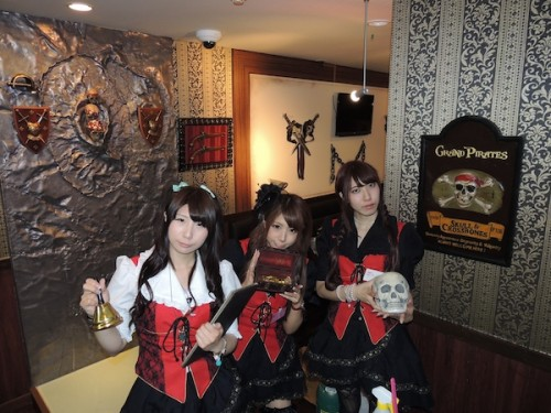 Pirate Cafe 2