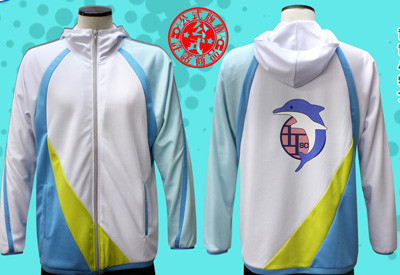 Iwatobi Swimming Club jacket