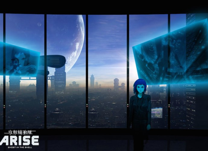 ghost in the shell arise border 3 - ghost tears (2014) trailer