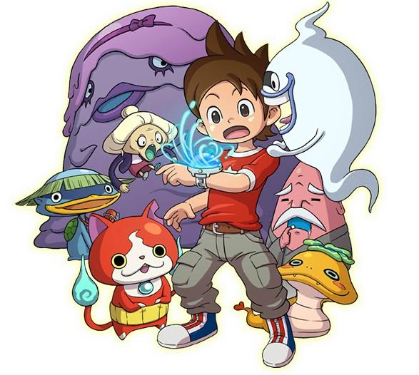 yokai watch characters