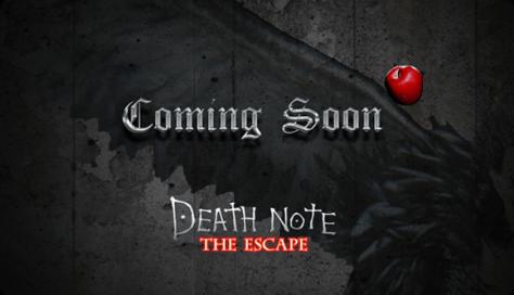 death note universal studios